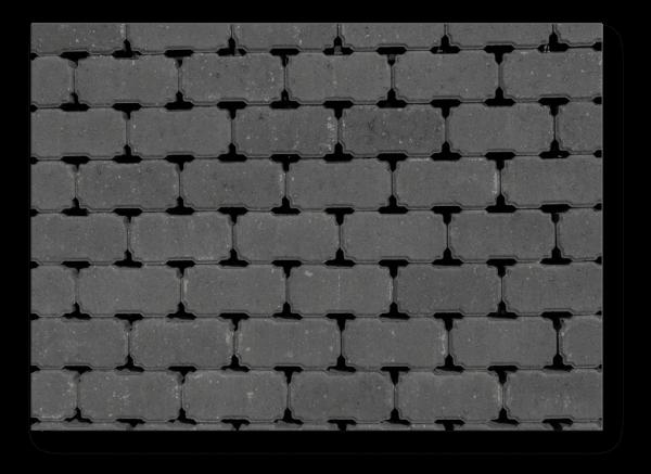 Artstone Klinker Artstone Industrie Waterpasserend Zwart 22 x 11