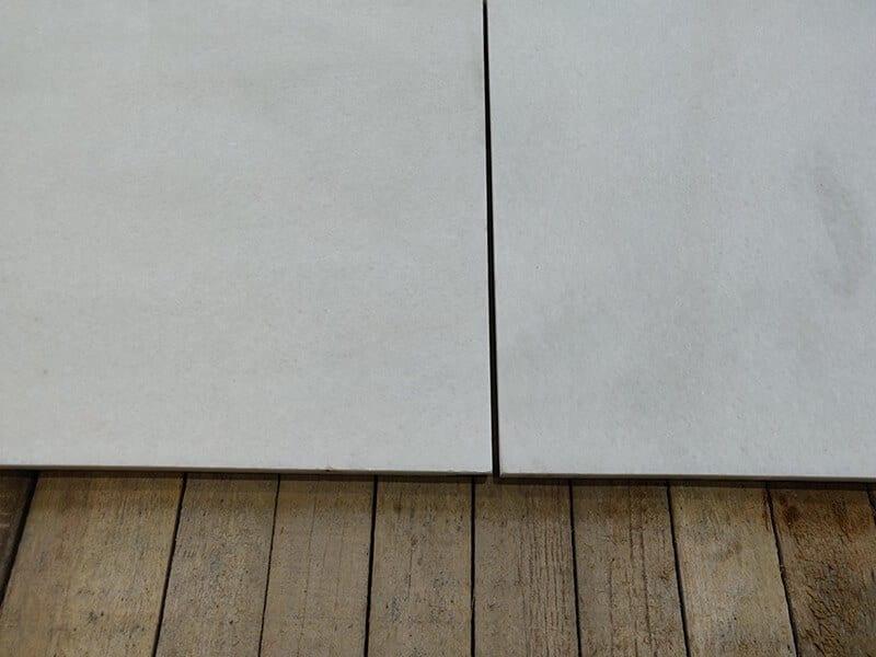 detail foto van witte steen