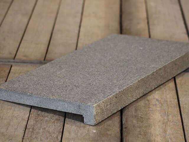 graniet boordsteen voor zwembad