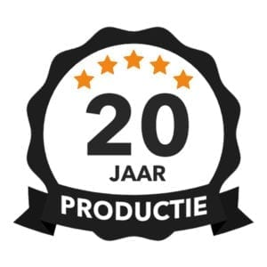 20 jaar Productie Artstone