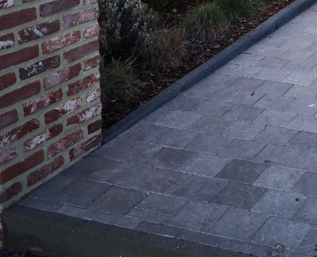 Boordsteen beton