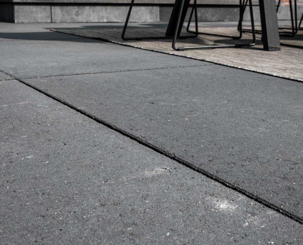 Grootformaat beton