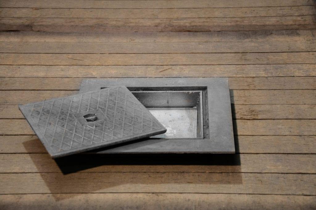 dubbel deksel aluminium