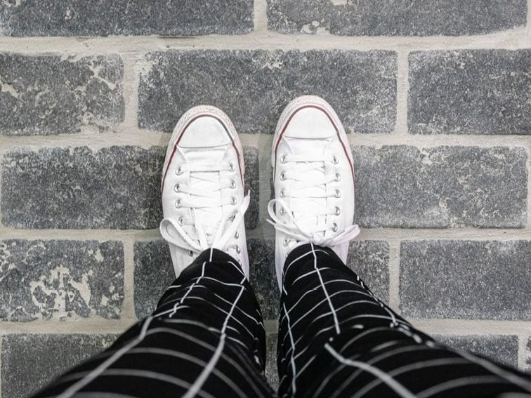 voetjes formaten deel 1 rechthoek