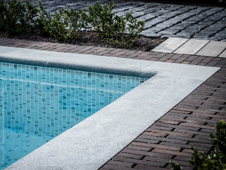zwembadboord import palladio