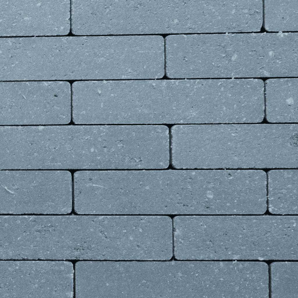 waalformaat beton arduinblauw egaal