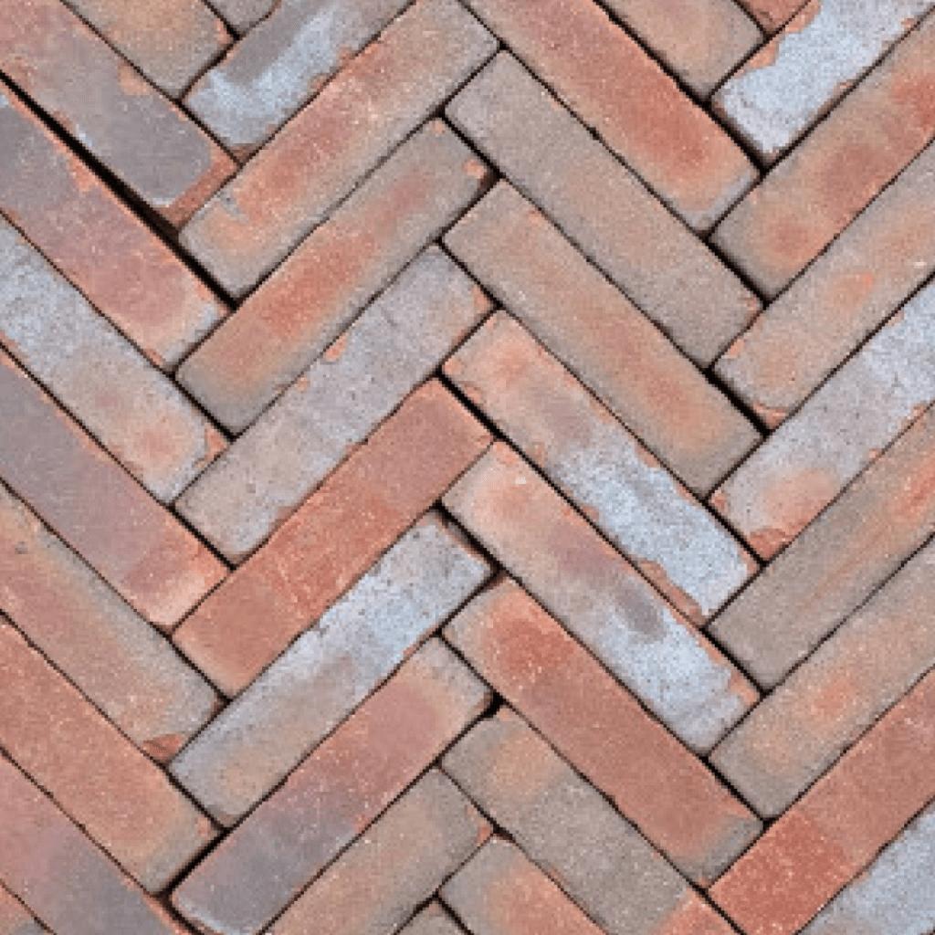 kleiklinker paars-bruin type 600