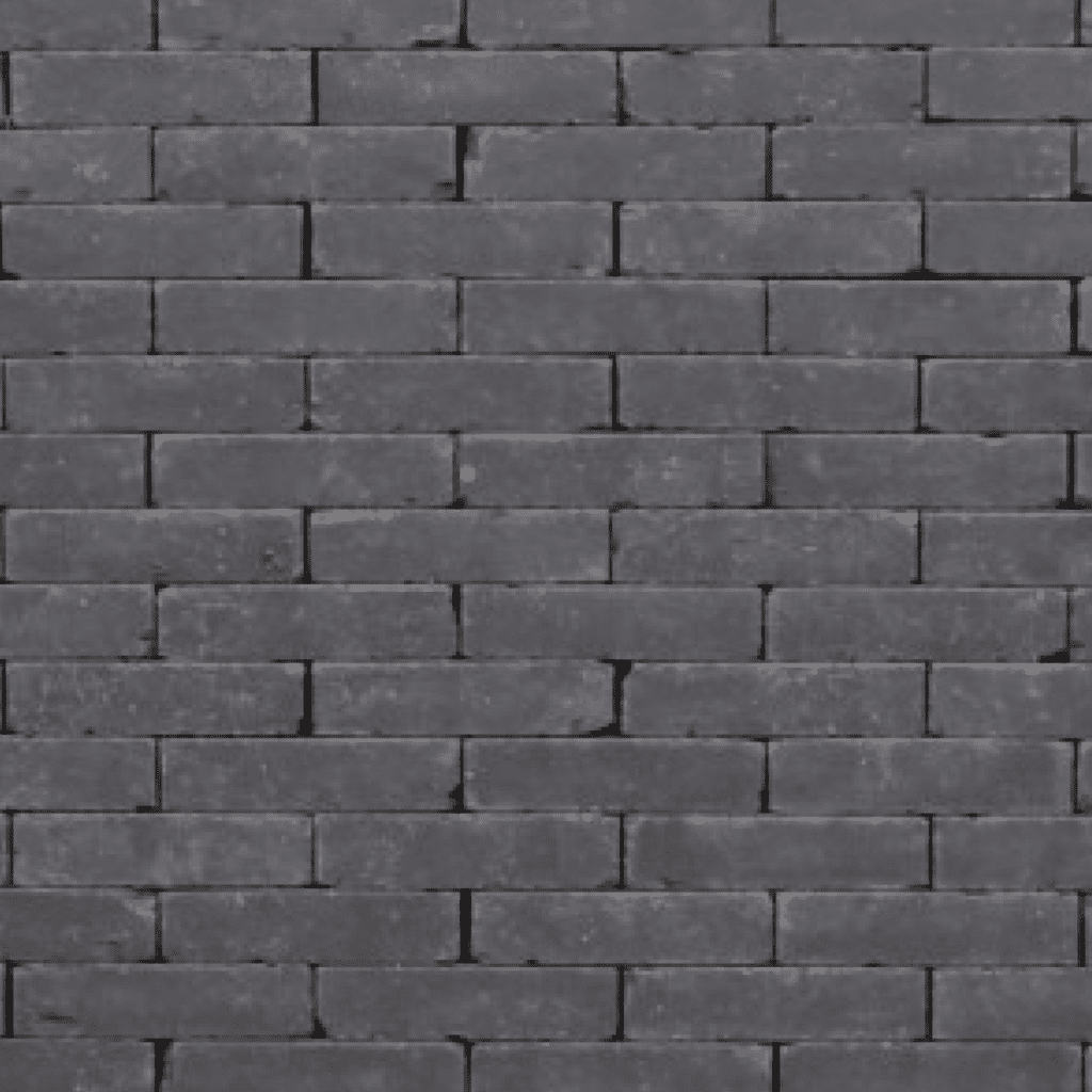 kleiklinker zwart type 503