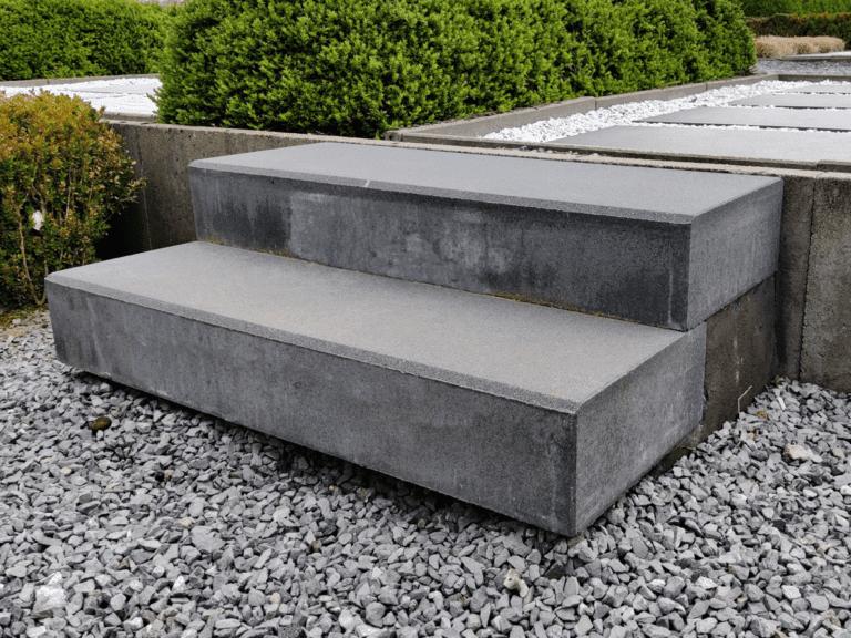 traptreden beton