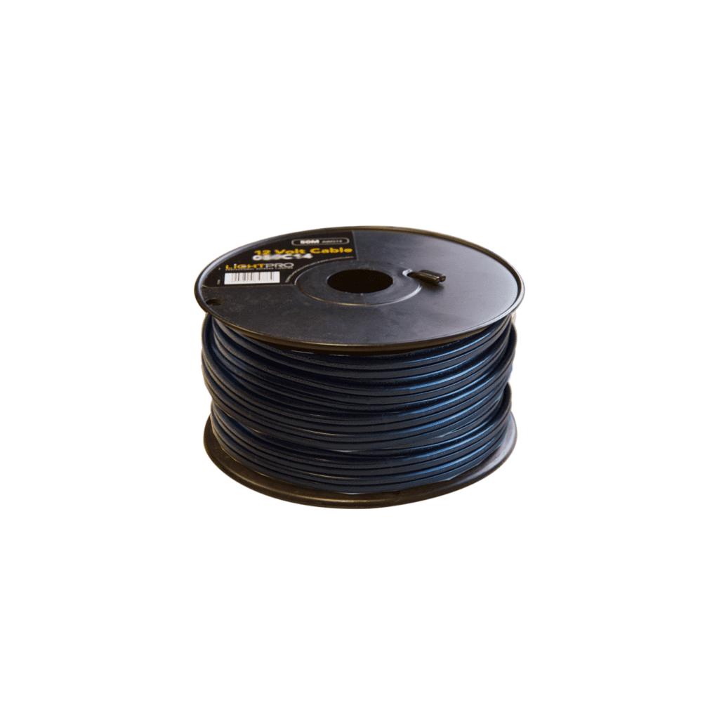 Verlichting 12 V kabel