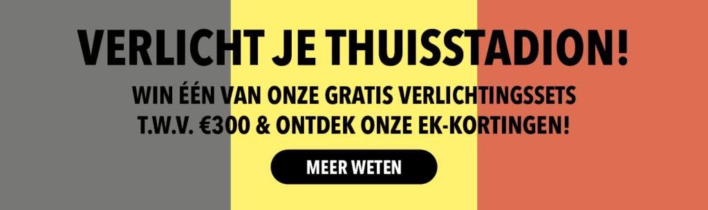 Banners ek-actie voor website