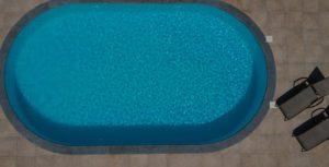 grey london mid belgische blauwe steen zwembadboord